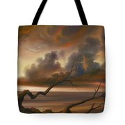 Botany Bay Tote Bag by James Christopher Hill