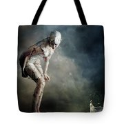Bound Tote Bag by Mary Hood
