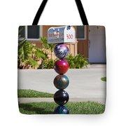 Bowlers Mailbox Tote Bag by Kelley King