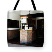 Box Office 1 Tote Bag by Marilyn Hunt