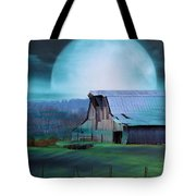 Breath Of Winter Tote Bag by Jan Amiss Photography
