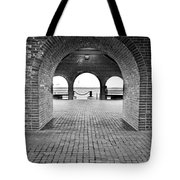 Brick Arch Tote Bag by Greg Fortier