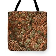 Bricks And Mortar Tote Bag by Lyle Hatch