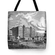 Brooklyn: Sugar Refinery Tote Bag by Granger