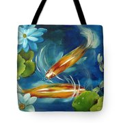 Bubble Maker Tote Bag by Carol Sweetwood