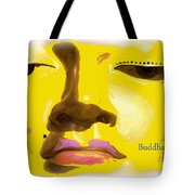 Buddha 6 Tote Bag by Paul Adamson