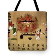 Buddha Tote Bag by Granger