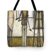 Buffet: Artist, 1948 Tote Bag by Granger