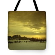 Burg Stolpen Tote Bag by Stolpen