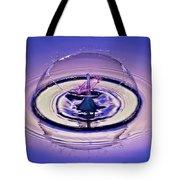 Bursting My Bubble Tote Bag by Susan Candelario