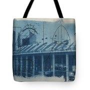 Busch Stadium Tote Bag by Jane Linders