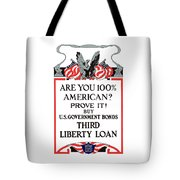 Buy U.S. Government Bonds Tote Bag by War Is Hell Store