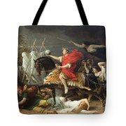 Caesar Tote Bag by Adolphe Yvon