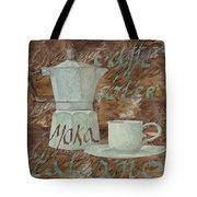 Caffe Espresso Tote Bag by Guido Borelli