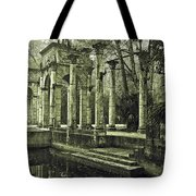 Calle Grande Ruins Tote Bag by DigiArt Diaries by Vicky B Fuller