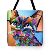 Calypso Tote Bag by Sherry Shipley