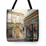 Calzados Victoria-leon Tote Bag by Tomas Castano