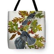 Canada Jay Tote Bag by John James Audubon
