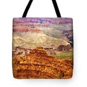 Canyon Peak Tote Bag by Scott Pellegrin