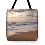Cape Cod Sunrise 1 Tote Bag by Susan Cole Kelly