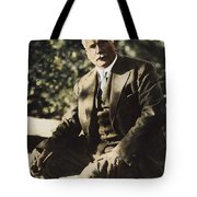 Carl G. Jung  Tote Bag by Granger