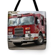 Carlock Fpd Tote Bag by Roger Look