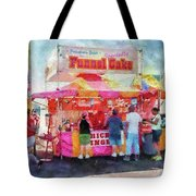 Carnival - The Variety Is Endless Tote Bag by Mike Savad