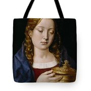 Catherine of Aragon as the Magdalene Tote Bag by Michiel Sittow