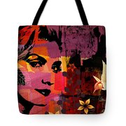 Celebrating Life Tote Bag by Ramneek Narang