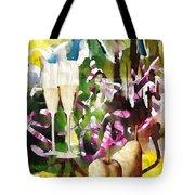 Celebration Tote Bag by Sarah Loft