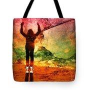 Celebration Tote Bag by Tara Turner