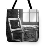 Chair By Window - Ireland Tote Bag by Mike McGlothlen