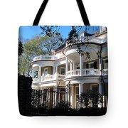 Charlestons Beautiful Architecure Tote Bag by Susanne Van Hulst
