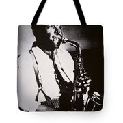 Charlie Parker Tote Bag by American School