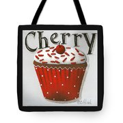 Cherry Celebration Tote Bag by Catherine Holman