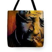 Chester Burnett Tote Bag by Paul Sachtleben