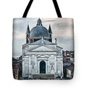 Chiesa Del Redentore Venice Tote Bag by Tom Prendergast