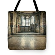 Chora Nave Tote Bag by Joan Carroll