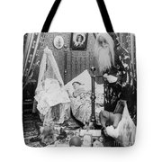 Christmas Eve, C1897 Tote Bag by Granger