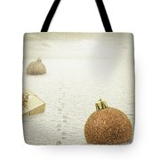 Christmas Journey Tote Bag by Wim Lanclus