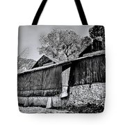 Cider Mill Tote Bag by Tommy Anderson