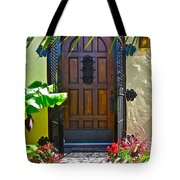 Classic Belmont Shore Tote Bag by Gwyn Newcombe