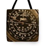 Classic Z Tote Bag by Rick  Monyahan