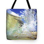 Clear Water Tote Bag by Vince Cavataio - Printscapes