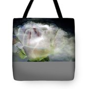 Cloud Rose Tote Bag by Clayton Bruster