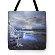 Coastal Tales Tote Bag by Betsy C  Knapp