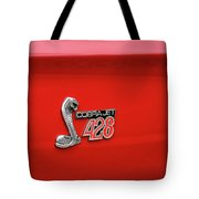 Cobra Jet 428 Tote Bag by Gordon Dean II