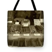 Cohiba Tote Bag by Debbi Granruth