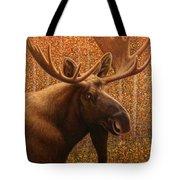 Colorado Moose Tote Bag by James W Johnson