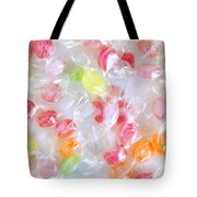 colorful candies Tote Bag by Carlos Caetano